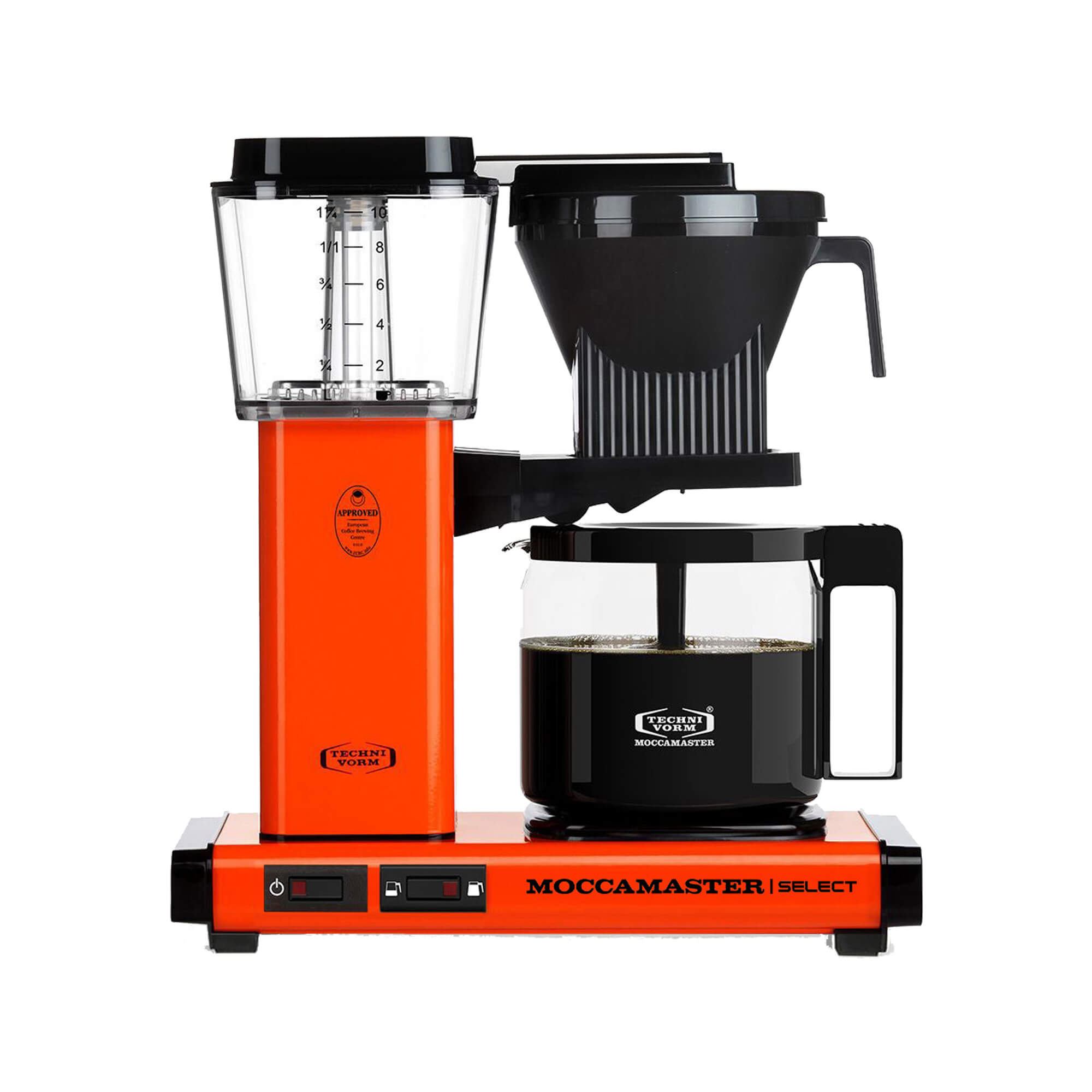 Moccamaster Kaffeemaschine KGB Select 53986 Orange